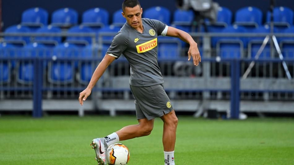 Alexis Sánchez seguirá en Inter de Milán.