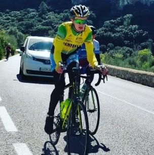 Promesa del ciclismo muere atropellado cuando entrenaba: Automovilista no respetó un cruce
