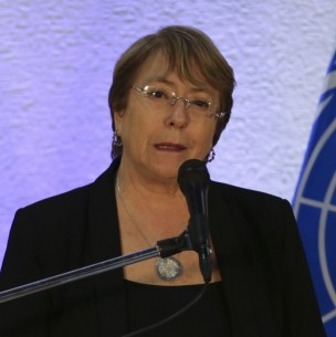 Diputados de oposición solicitan a Bachelet enviar observadores de DDHH a La Araucanía