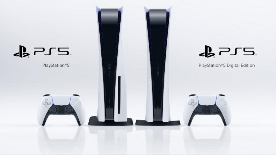 Nueva consola PlayStation 5.