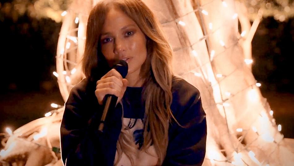 Jennifer Lopez se pasea por Nueva York junto a su familia y llama a usar mascarilla: