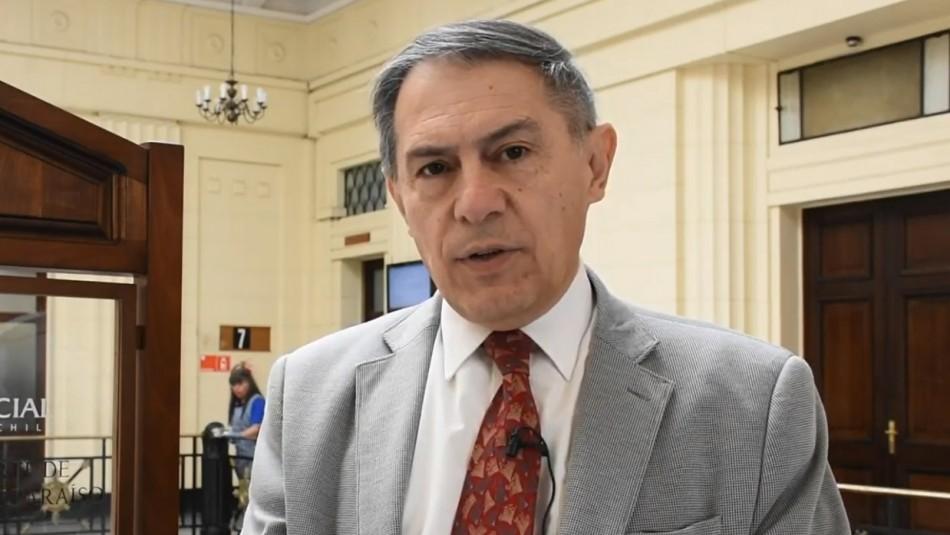 Senado rechaza nominación de Raúl Mera como nuevo integrante de la Corte Suprema