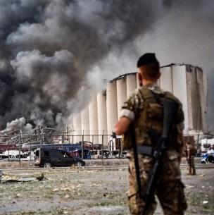 Actualizan a al menos 100 muertos y 4 mil heridos por explosiones en Beirut