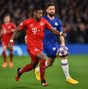 Sigue el partido Bayern Munich vs. Chelsea por los octavos de final de la Champions League