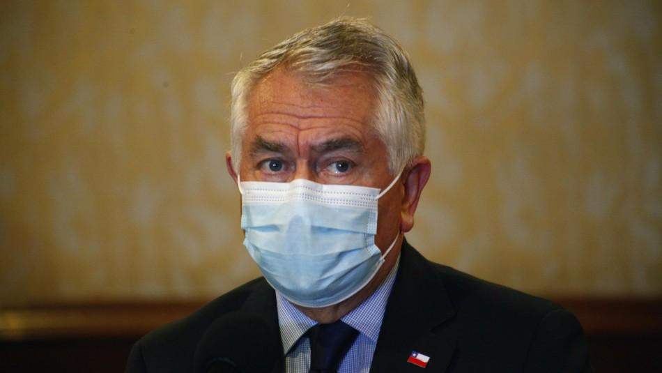 Paris agradece llegada de médicos italianos que apoyarán a combatir el coronavirus en Chile