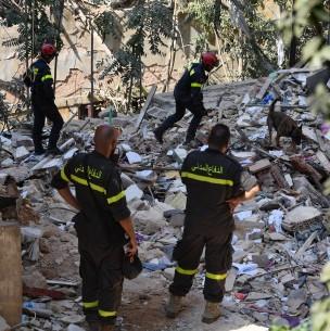 Funcionarios del puerto de Beirut fueron detenidos por supuesta vinculación con explosión