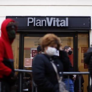 Retiro de fondos de pensiones: AFP PlanVital adelanta para este viernes el inicio de pagos