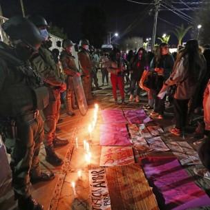 Velatón y cacerolazos en diferentes zonas del país por asesinato de Ámbar Cornejo