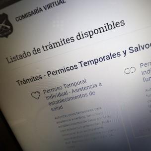 Contraloría detecta que se otorgaron más de 2.000 permisos temporales a personas con coronavirus