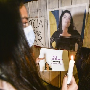 Familia de Ámbar suma a vidente para búsqueda de la joven en Villa Alemana