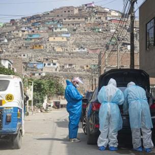 Rebrote de coronavirus en Perú registra recórd de 221 muertos y más de 7.000 contagios en un día