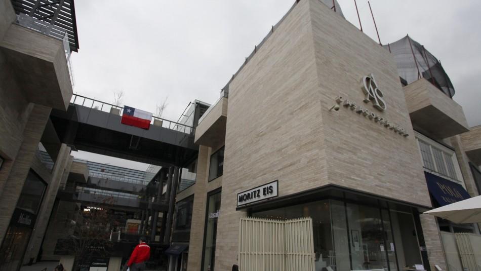 Daza tras clausura de tienda H&M en Casacostanera: