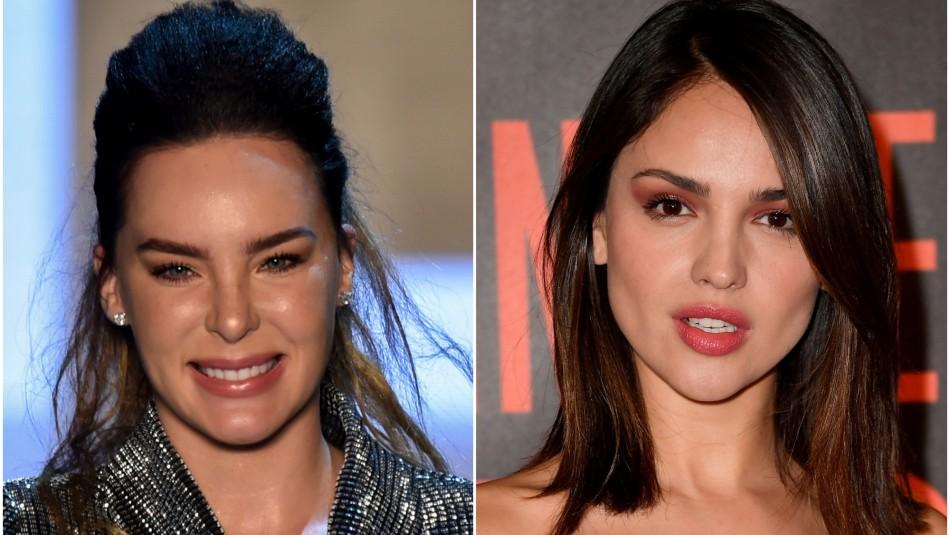Nuevo novio de Belinda generó ola de memes que incluso indignaron a famosa actriz Eiza González