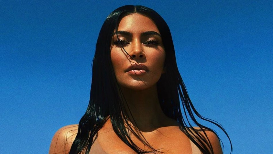 La abuela de Kim Kardashian es tan
