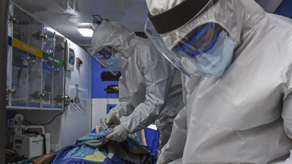 Enfermero colombiano falleció tras haber superado el coronavirus