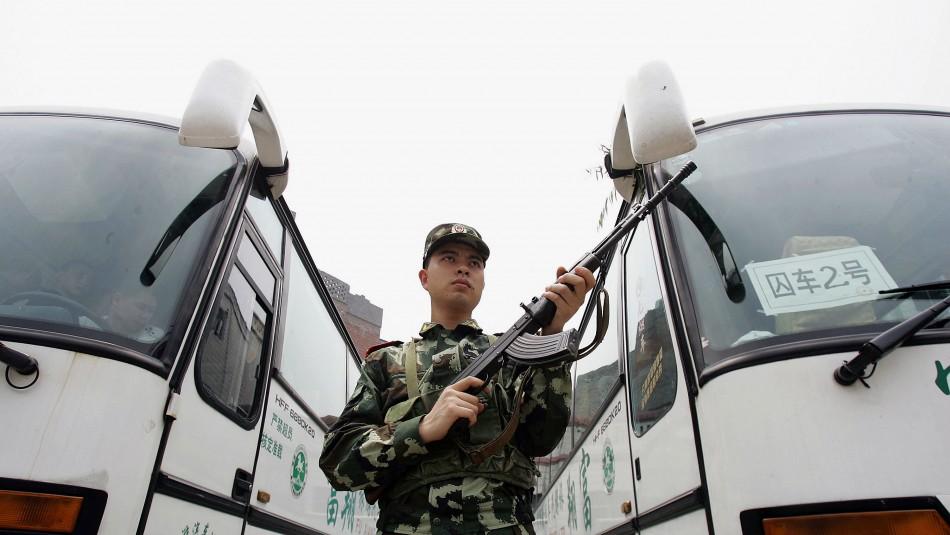 Un cuarto canadiense es condenado a muerte en China por tráfico de drogas