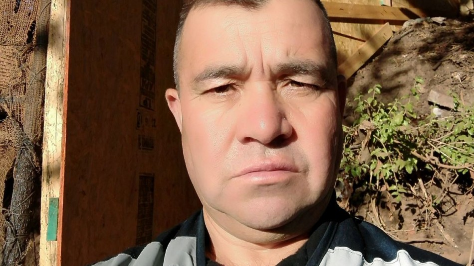 Hugo Bustamante por su detención: