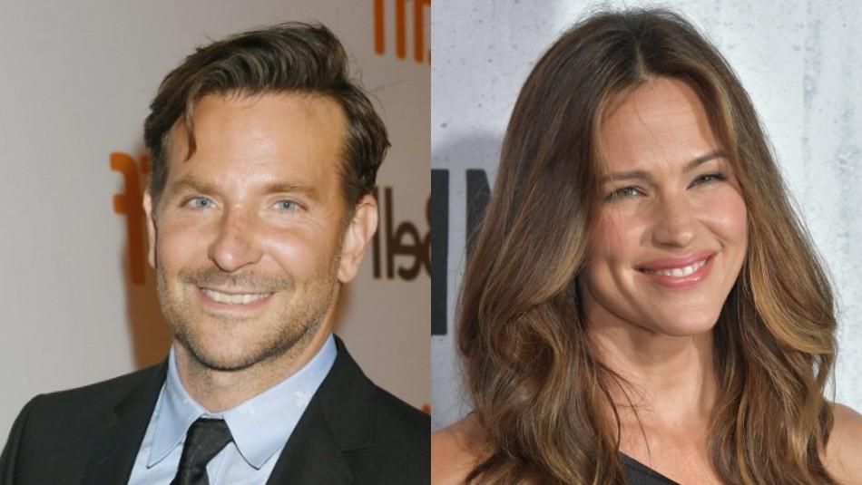 Rumores de romance: Bradley Cooper y Jennifer Garner fueron vistos juntos en Malibú