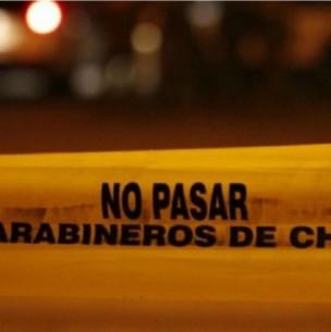 Adulto mayor muere tras ser baleado durante un asalto en Valparaíso
