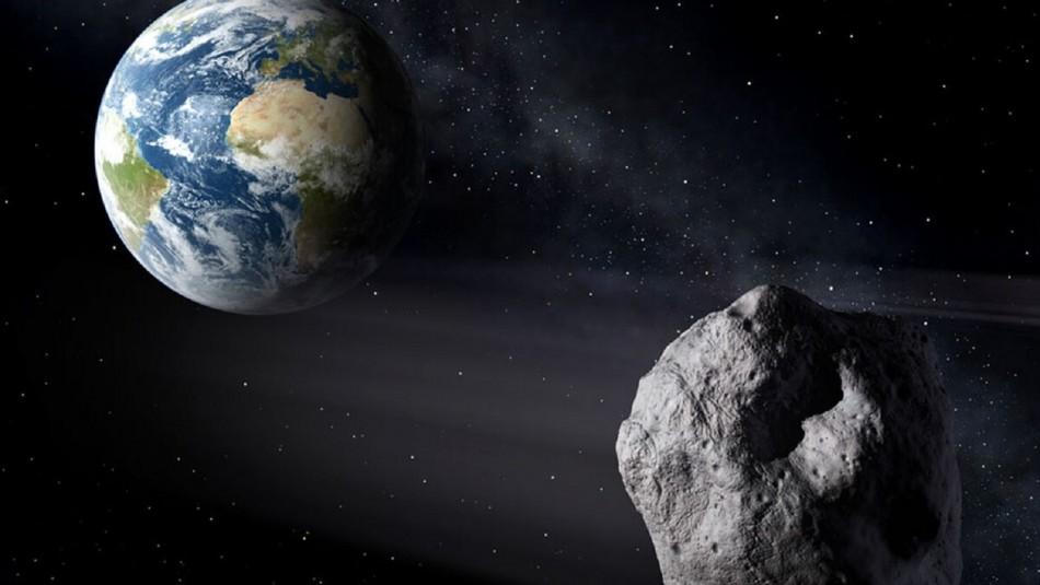 Aclaran peligrosidad de Asteroide.