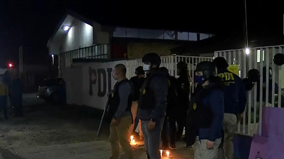 Atacan cuartel en donde estaba detenido presunto autor de la muerte de Ámbar