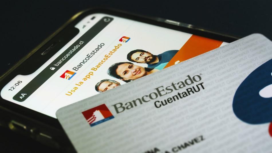 Usuarios reportan problemas de sistema en BancoEstado en medio de pagos de 10% y bono $500 mil