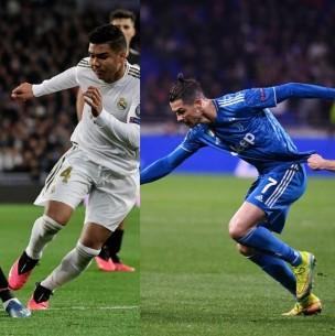 Real Madrid y Juventus de Cristiano Ronaldo dicen adiós en octavos de final de Champions