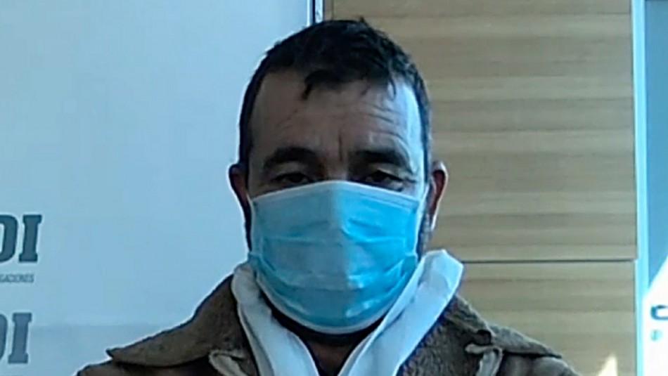 Caso Ámbar: Amplían detención de Hugo Bustamante y será formalizado este lunes