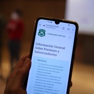 Comisaría Virtual: Cómo registrarse para solicitar permisos temporales