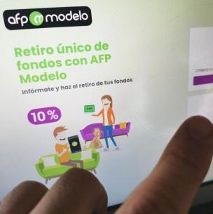 Retiro de fondos: AFP Modelo explica rechazo de solicitudes y cómo volver a realizar el trámite