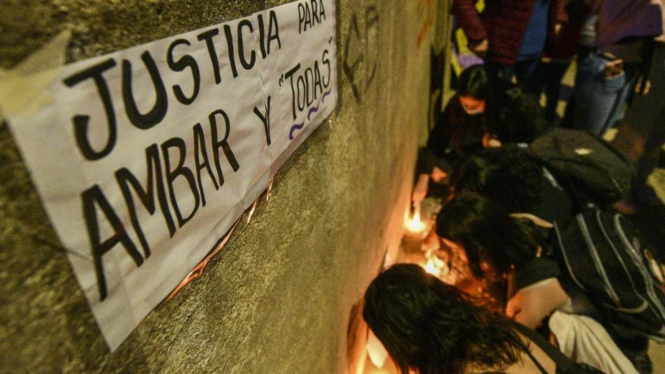 Incidentes se produjeron en departamento donde pasaría la noche la madre de Ámbar Cornejo en Limache