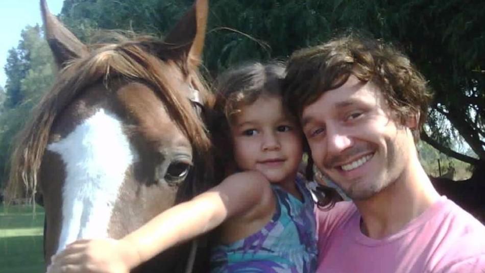 Benjamín Vicuña comparte mensaje recordando a su fallecida hija Blanca: