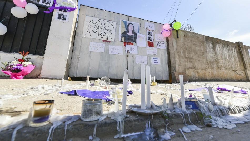 Fiscalía de Valparaíso tras ataque a madre de Ámbar: Fue a