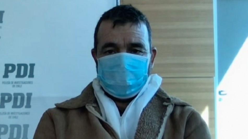 Detective que detuvo a Hugo Bustamante por homicidios cometidos en 2005: