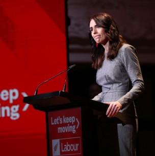 Primera ministra de Nueva Zelanda lanza campaña para su reelección