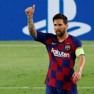 Barcelona y Bayern Munich ganan y avanzan a cuartos de final de la Champions League