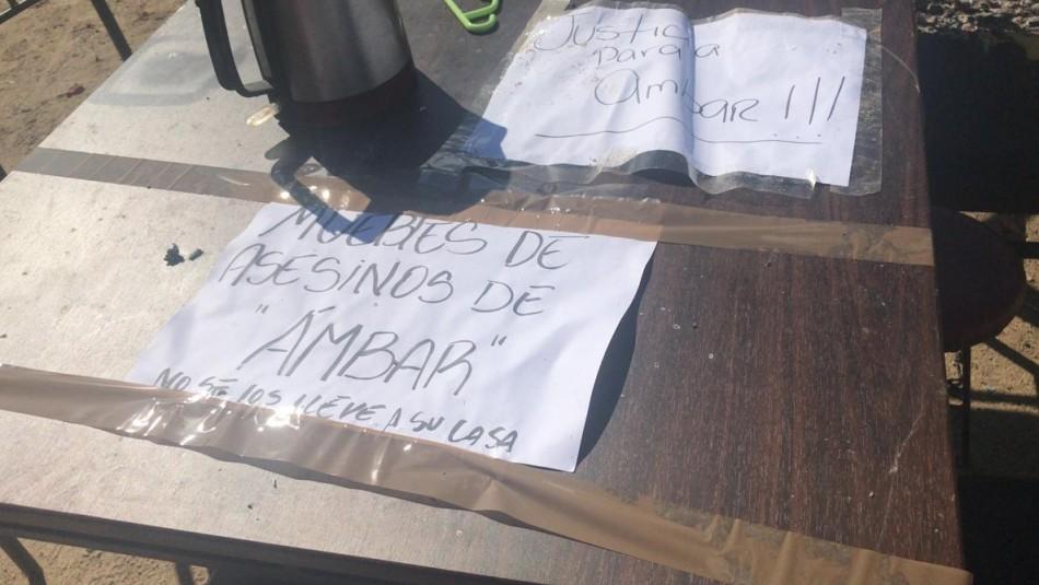 Carabineros por ataque a madre de Ámbar: