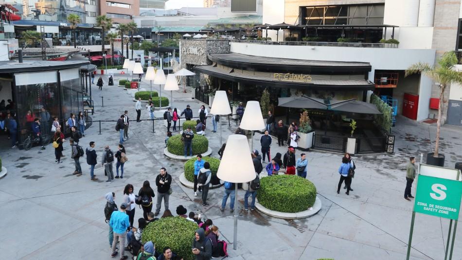 Parque Arauco anuncia que reabrirá sus puertas con medidas de alta tecnología