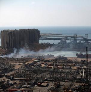 Más de 60 personas continúan desaparecidas tras las explosiones en Beirut