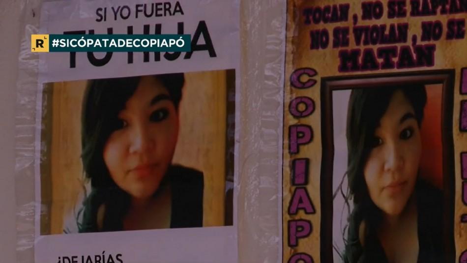Psicópata de Copiapó: La similitud del caso Ámbar y la desaparición de Catalina