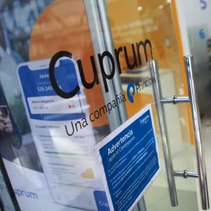 AFP Cuprum comenzó a pagar hoy domingo el retiro del 10% de los fondos de las AFP