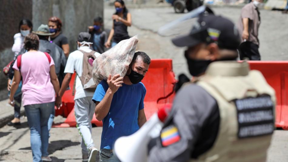 Venezuela extiende por quinta vez su
