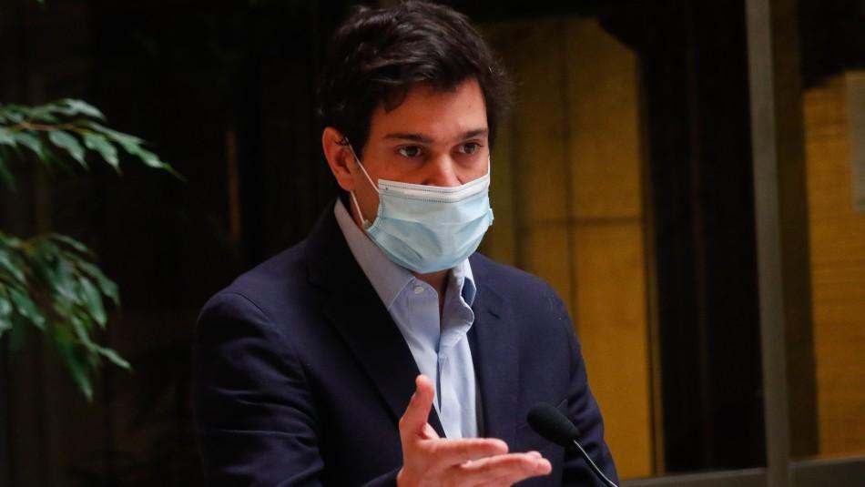 Entrevista al diputado de RN Sebastián Torrealba