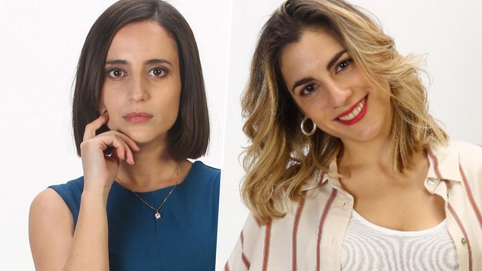 Camila Hirane recuerda imagen del inicio de Verdades Ocultas junto a su