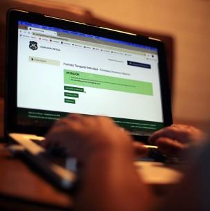 Comisaría Virtual: Como obtener permisos temporales sin Clave Única