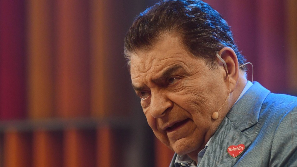 Don Francisco reitera su idea del retiro: