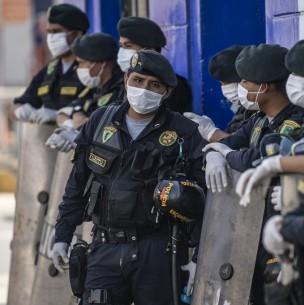 Al menos tres indígenas mueren en enfrentamiento con policías en la Amazonía peruana