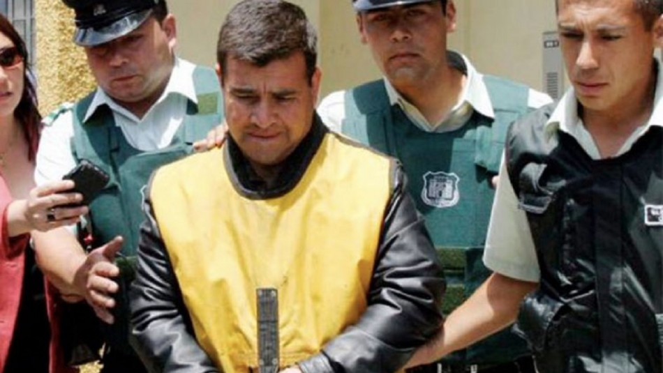 Hugo Bustamente recibió libertad condicional tras doble crimen en 2005.