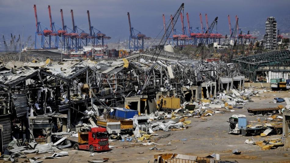 Gobierno libanés renuncia como consecuencia del descontento social tras las explosiones en Beirut