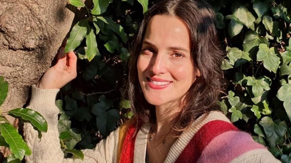Renata Ruiz cuenta sobre su primer mes como madre: